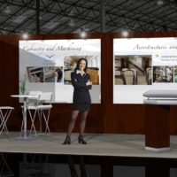 Greenpoint Trade Show Booth Design by Footprint Exhibits in Seattle, WA